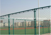 Sports Field Fence/Chain Link Fence/Wire Mesh Fence/Fence Netting