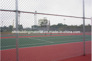 Sports Chainlink Fence/Sports Field Fence/Wire Mesh Fence