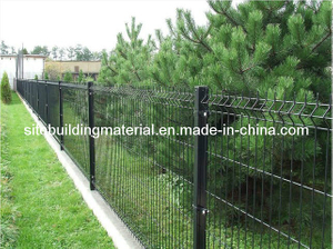 Residential Hot-Dipped Fence/Galvanized Fence/Fence Netting/ Fence Panel/Welded Wire Mesh Fence