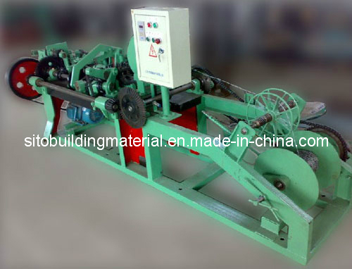 Barbed Wire Machine /Barbed Wire Equipment/Galvanized Barbed Wire