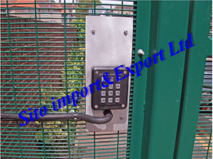 High Safety Fence/Wire Mesh Fence/Weldedwire Mesh Fence/Wire Mesh Fence Product