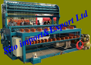 Field Fence Machine, Cattle Fence Machine, Grass Land Fence Equipment