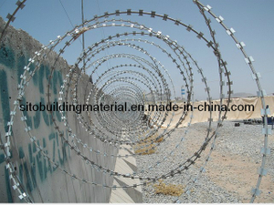 Razor Barbed Wire/Galvanized Razor Wire/Razor Wire