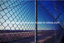 PVC Coated Chainlink Fence/Chain Link Fence/Fence Netting/Wire Mesh Fence