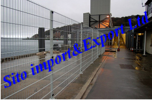 Double Wire Fence/Fence Panel/Welded Wire Mesh Fence/Fence Netting