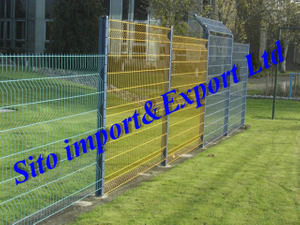 Fence Panel/Wire Mesh Fence/Fence Netting