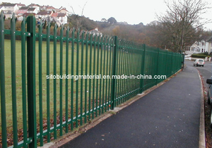 Palisade Fencing/Euro Fence/Safety Fence/Fence Panel/Garden Fence