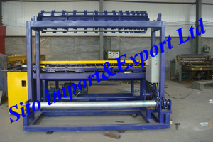 Grass Land Fence Machine, Field Fence Machine, Wir Emesh Fence Machine, Cattle Fence Machine