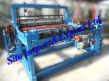 Wire Mesh Machine, Crimped Mesh Machine, Crimped Wire Mesh Machine