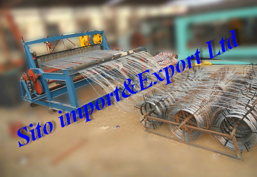 Machine for Square Wire Mesh, Crimped Wire Mesh Machine, Wire Mesh Machine