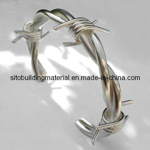 Double Twisted Barbed Wire/Iron Barbed Wire/Hot-Dipped Barbed Wire