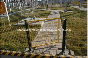 Fence Netting Gate/Fence Netting/Fence Panel/Welded Wire Mesh Fence/Road Fence/Welded Fence Panel