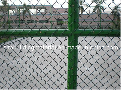 Chainlink Fence Netting/Chain Link Fence/Wire Mesh Fence/Fence Netting