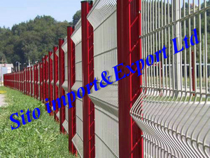 Fence Netting/Welded Wire Mesh Fence/Dirickx Fence